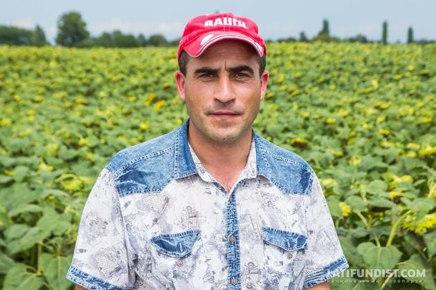 Алексей Олещенко, главный агроном «Беево»