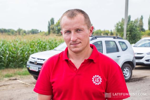 Виталий Авраменко, менеджер по региональному развитию в Сумской области «Limagrain Украина»