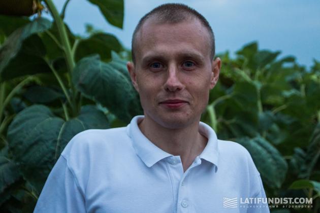 Игорь Лобатенко, представитель компании Vaderstad в центральном регионе