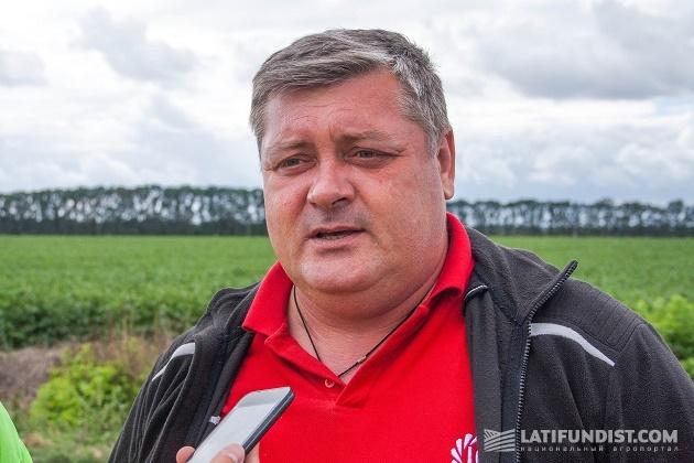Константин Попов, эксперт «Limagrain Украина»