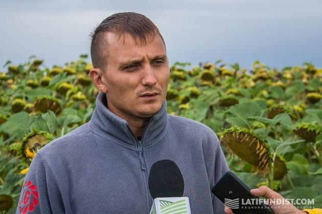 Владимир Гвоздь, менеджер по региональному развитию «Limagrain Украина»