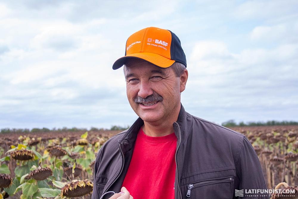 Дмитрий Онищенко, главный агроном ФХ «Хлебодар»