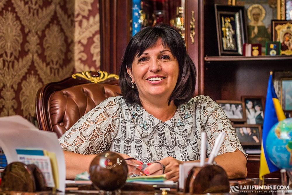 Тамара Скорук, руководитель хозяйства «Скорук А.В.»