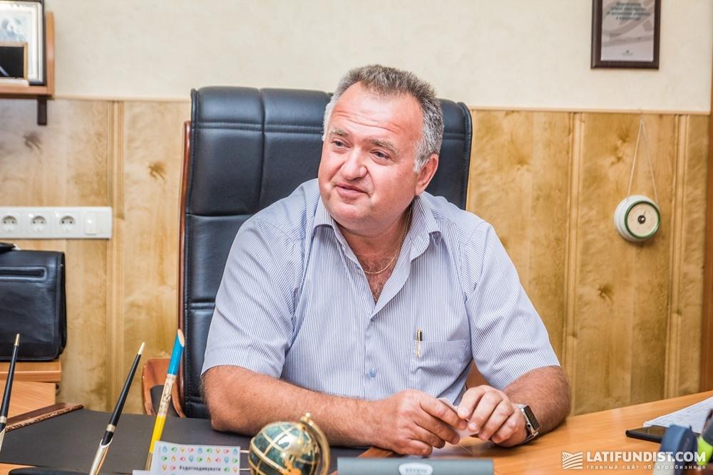 Сергей Прилуцкий, директор ФХ «Прогресс»