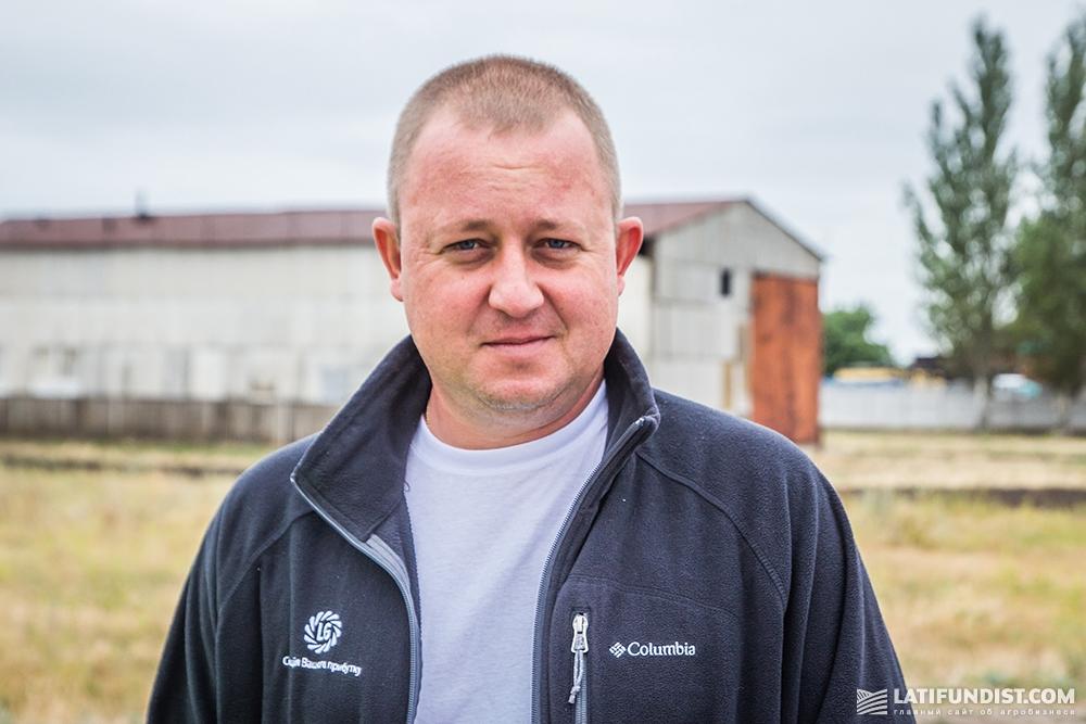 Виталий Шишка, менеджер по региональному развитию «Лимагрейн Украина»