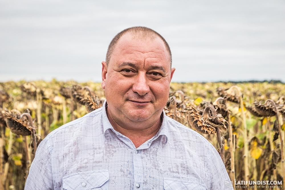 Станислав Захарченко, главный агроном ФХ «Прогресс»