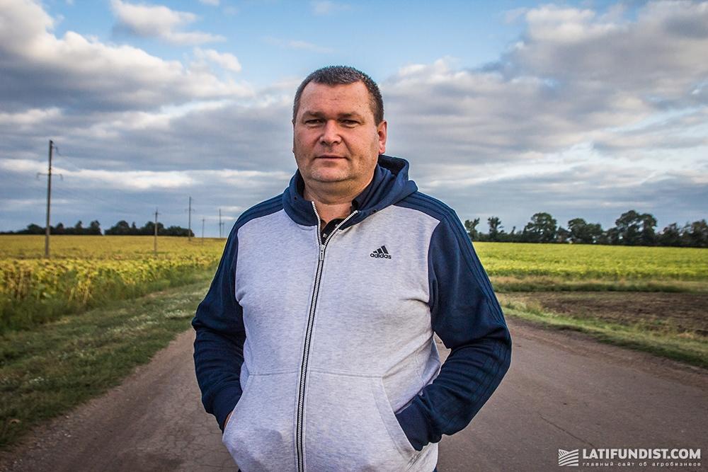 Александр Скичко, директор ЧАФ им. Ульянова