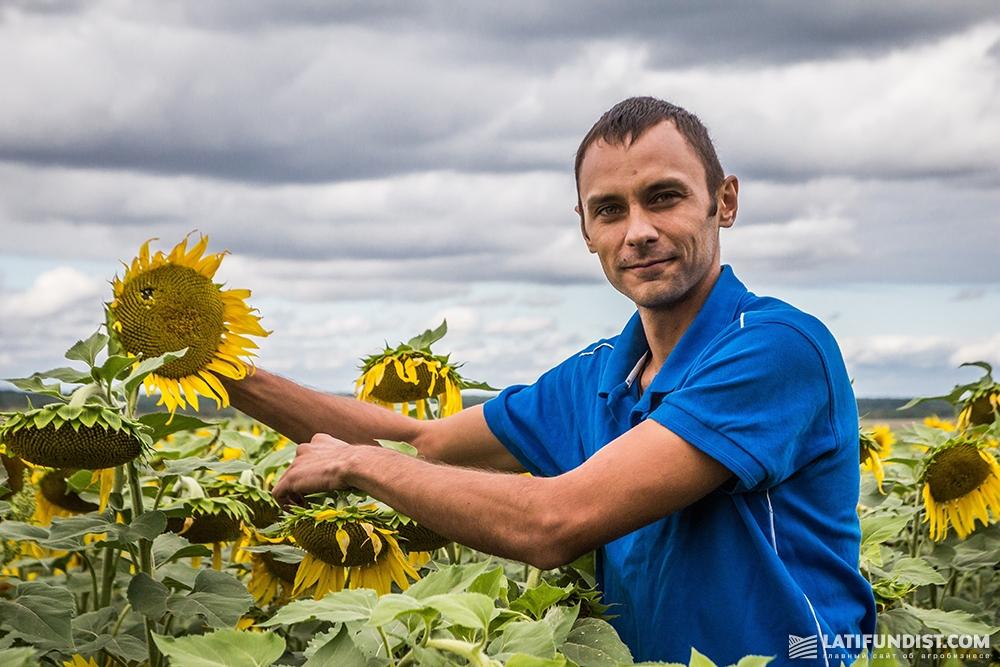 Михаил Черниченко, менеджер по региональному маркетингу Южного региона компании BASF