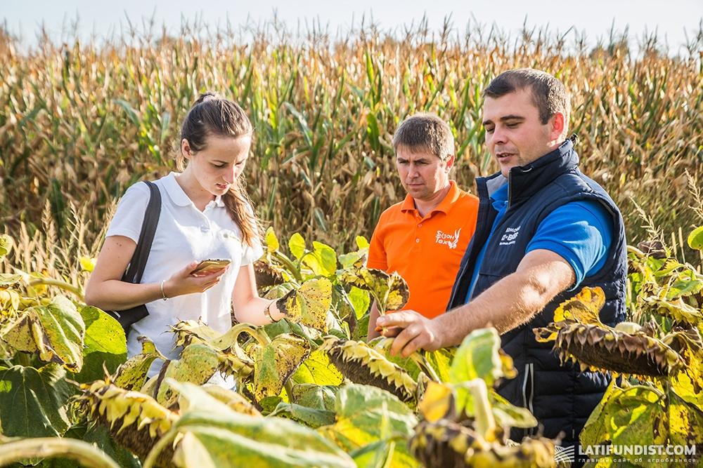 Александр Белик обещает, что в следующем году выйдет новый препарат, который будет лучше работать в условиях засухи