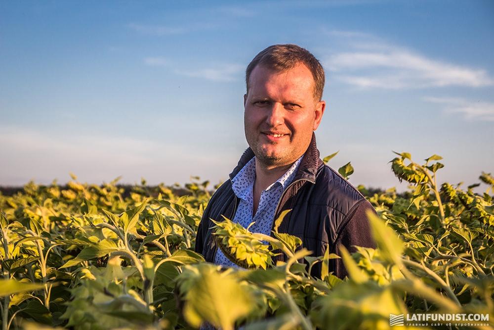 Евгений Заквацкий, директор предприятия «Агропроммаш»