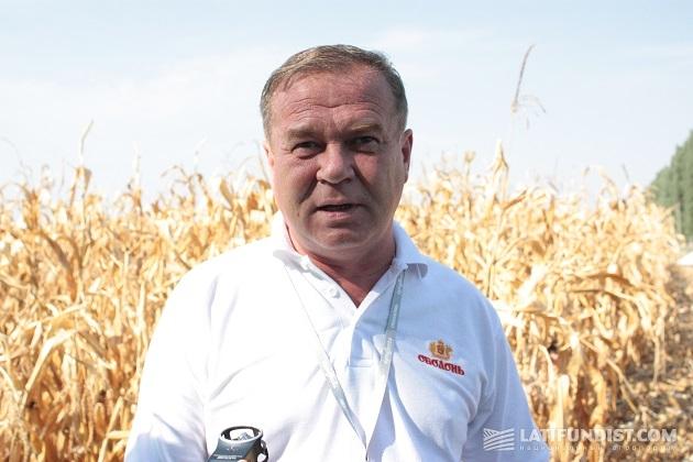 Директор «Оболонь-Агро» Михаил Жила