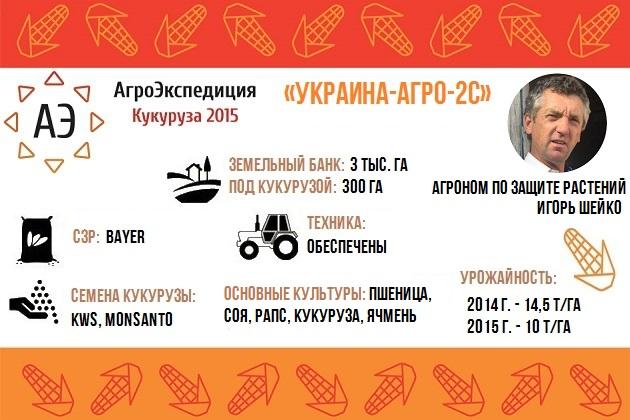 Предприятие «Украина-Агро-2С»