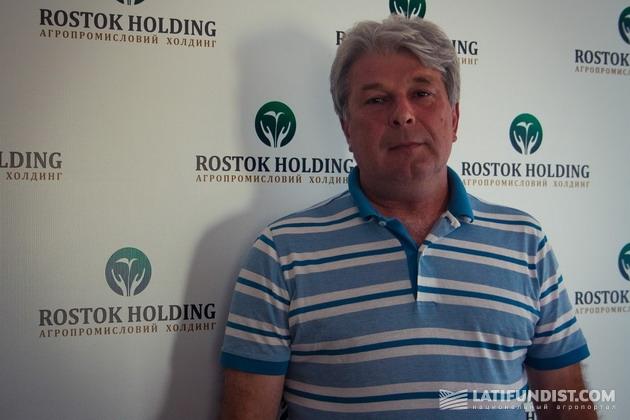 Николай Козлов, региональный директор группы в Сумской области