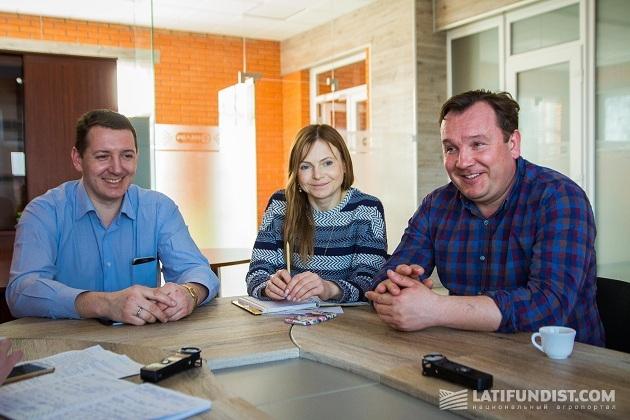 Виталий Горбач, Ирина и Евгений Дудка