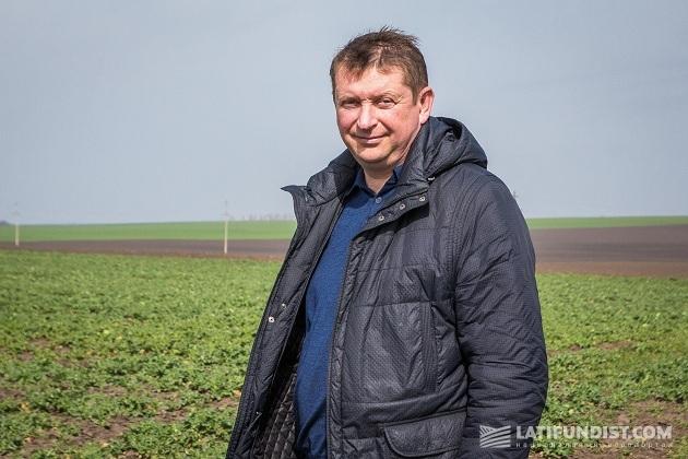 Собственник «Агропродсервис-Инвест» Юрий Малюта