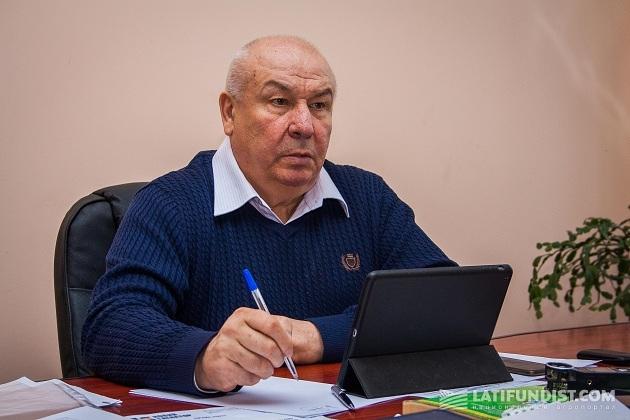 Председатель наблюдательного совета ГК «ГОР.ИНВЕСТ» Леонид Гораэвский