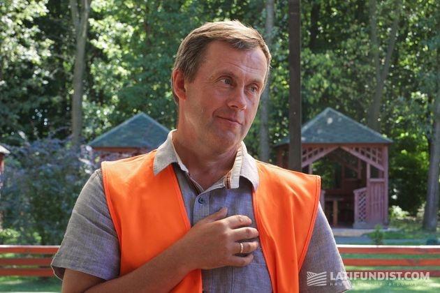 Василий Булахов, главный агроном предприятия «Агро ЛВ Лимитед»