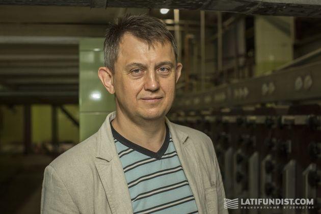 Сергей Самоненко, директор частного многопрофильного предприятия «ВИМАЛ»