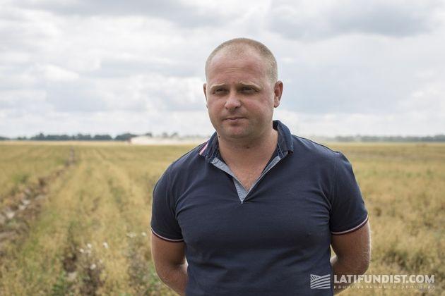 Максим Шалыгин, директор предприятия «Південь-Північ»
