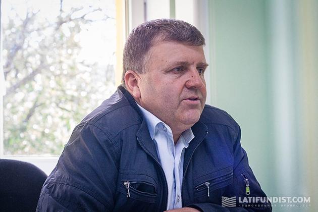 Директор «Кипти» Владимир Безнущенко