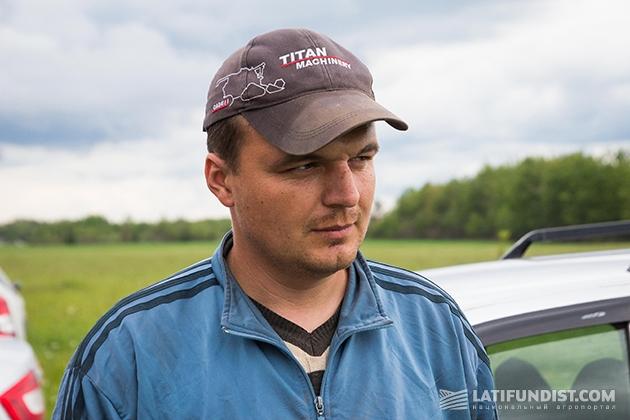 Главный агроном предприятия «Либос»