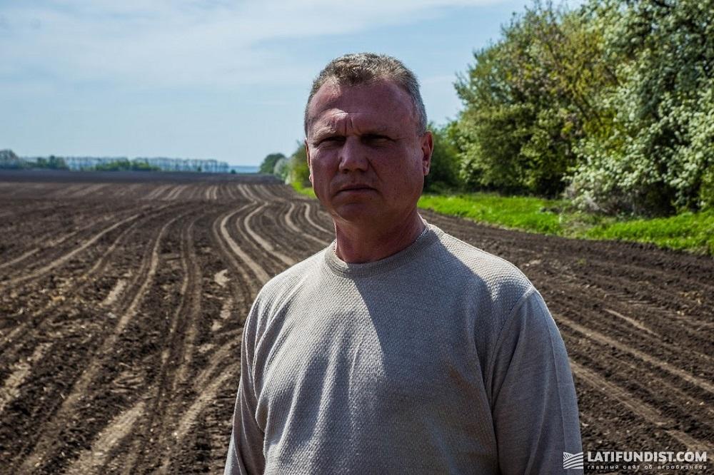 Глава правления «Калиновский Агрохим» Иван Цема