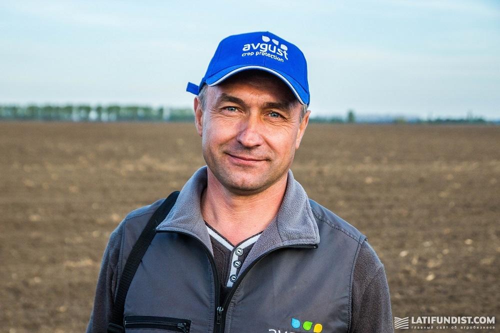 Менеджер по сбыту «Август-Украина» Виктор Якубов