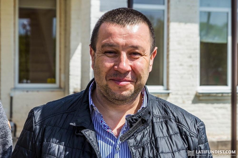Совладелец «Диброва и К» Степан Зулинский