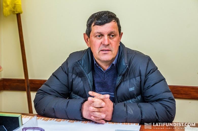 Директор предприятия «Колос» Юрий Яловчук