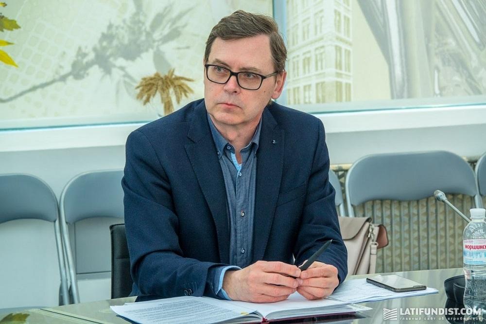 Сергей Феофилов, генеральный директор «УкрАгроКонсалт»
