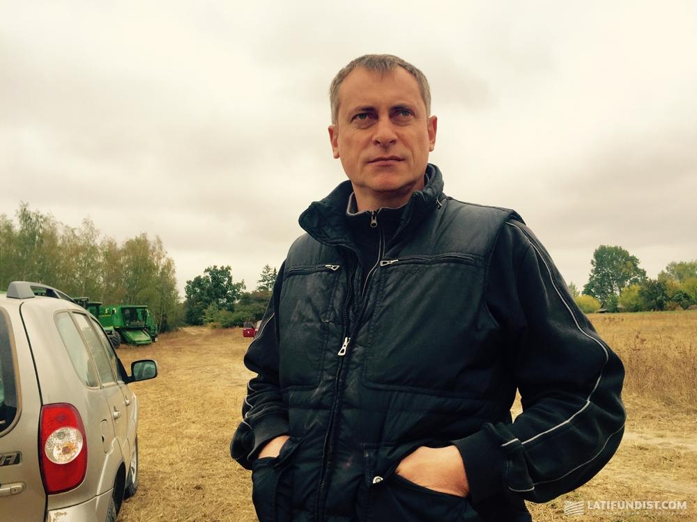Валерий Бибиков, руководитель по производству «Радомышльского овощного предприятия»