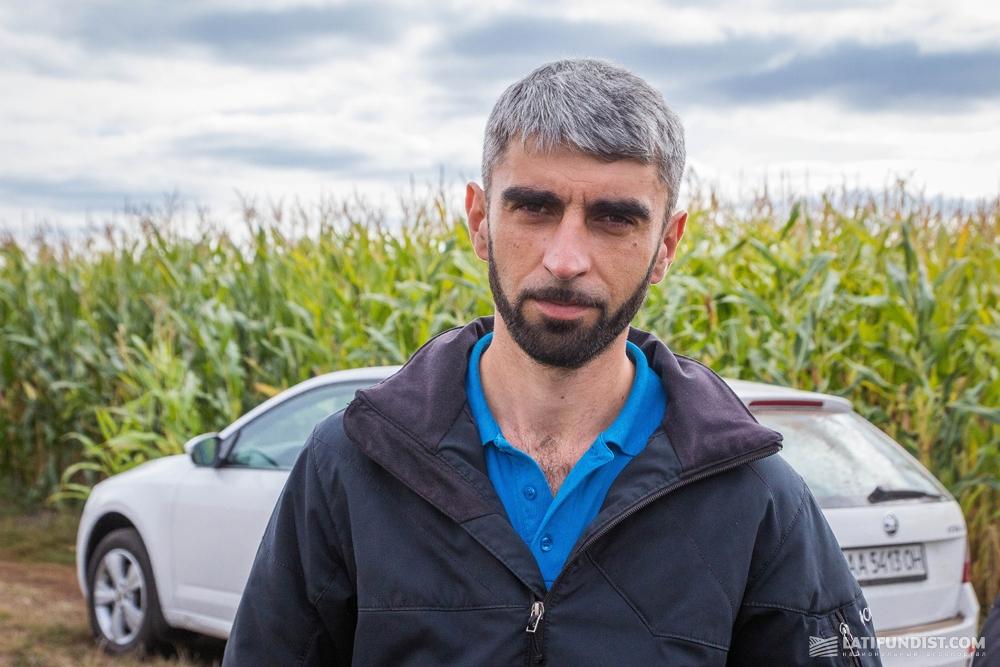 Дмитрий Ратушный, региональный представитель компании Bayer в Житомирской области