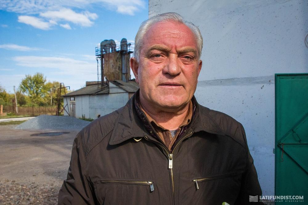 Вальтер Чедия, директор предприятия «Агроинвестконтакт»