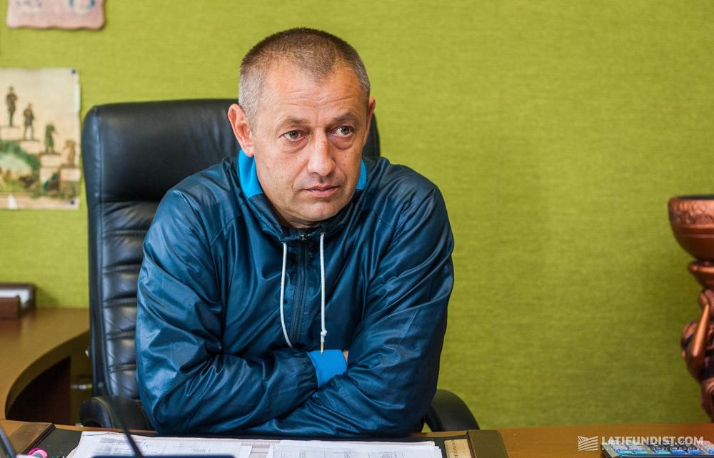 Николай Бабич, директор компании «АК Степанецкое»