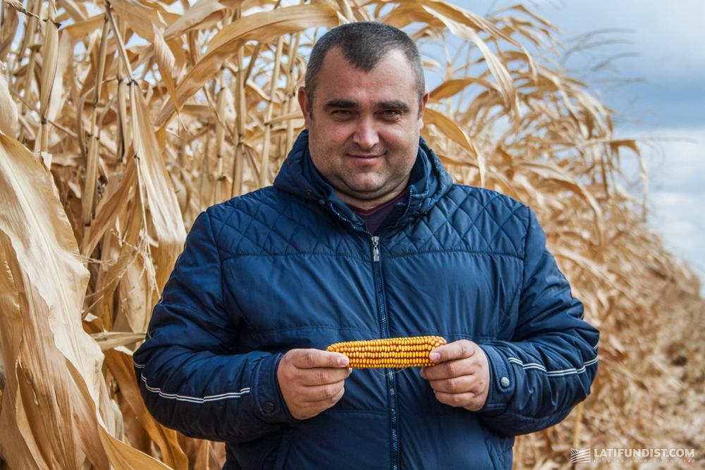 Андрей Кравцан, региональный представитель в Кировоградской области Bayer