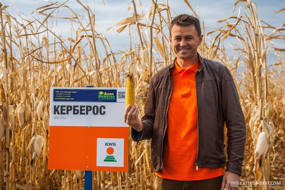 Роман Азаров, торговый представитель «КВС-УКРАИНА»