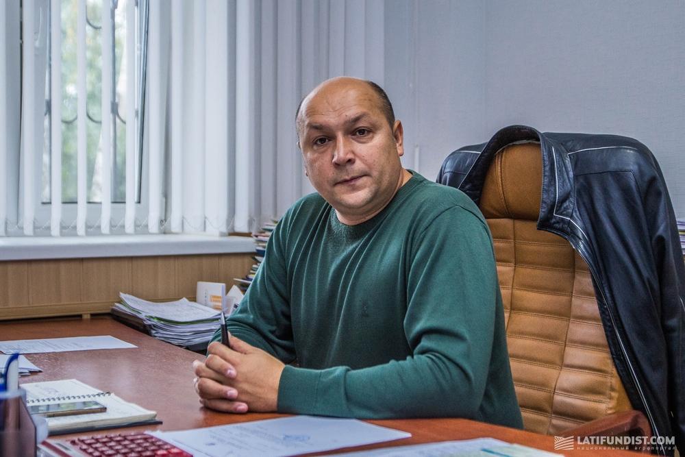 Вадим Ткаченко, директор компании «Агрофирма Беловоды» («Агробизнес ТСК»)