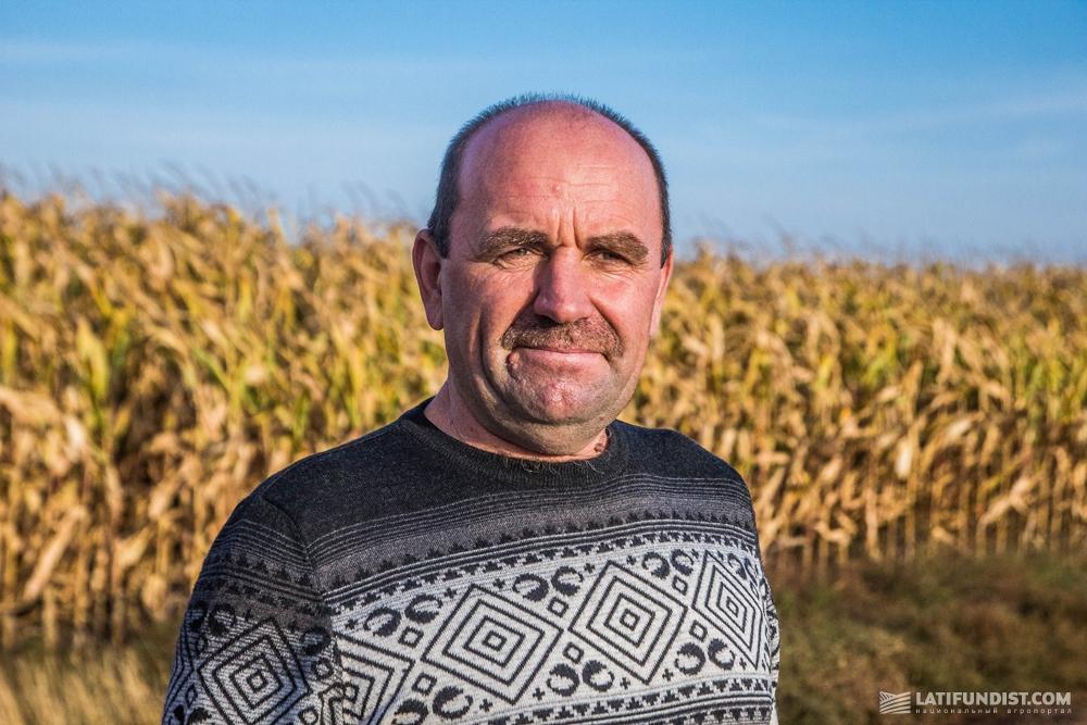 Анатолий Мороз, директор хозяйства «Им. Шевченко»