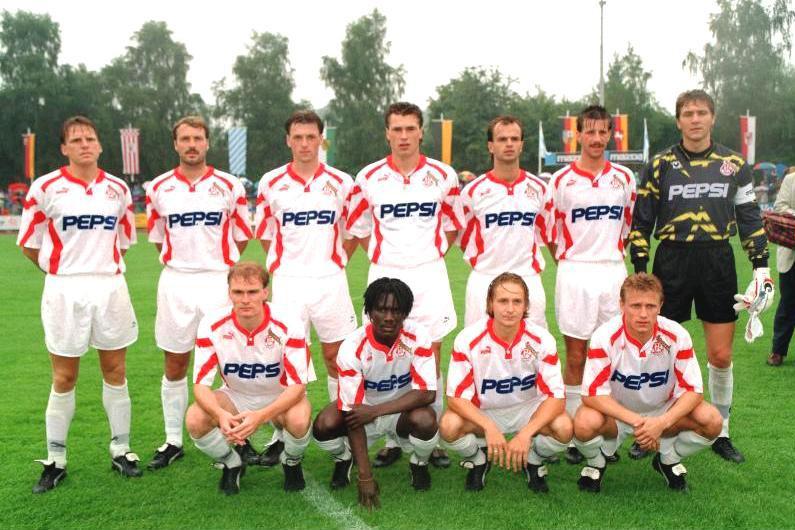 Немецкий футбольный клуб «Кельн» вообще нарекли «козлами» и «козлятами».