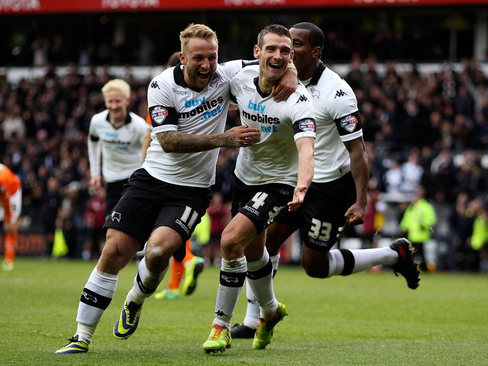 Игроков английского футбольного клуба Дерби Каунти называют «баранами».