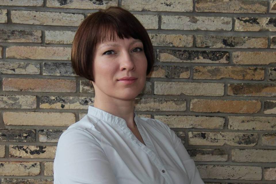 Анна Лавренюк, вице-президент АПМ