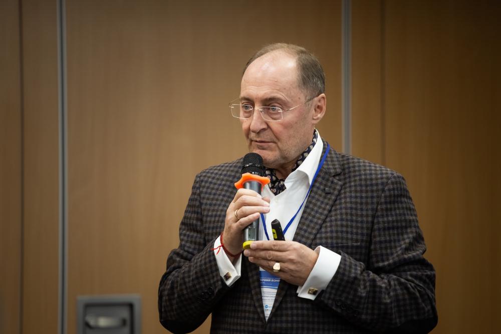 Автор блога — Вадим Чагаровский, глава Совета директоров Союза молочных предприятий Украины