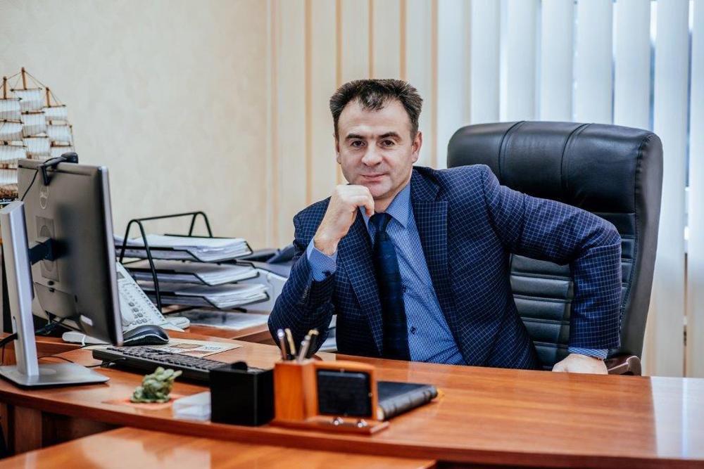 Владимир Палиенко, кантри-менеджер ED&F Man Ukraine