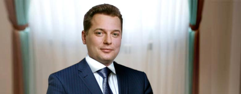 Andrey Volkov, founder and managing partner of Investohills Partners