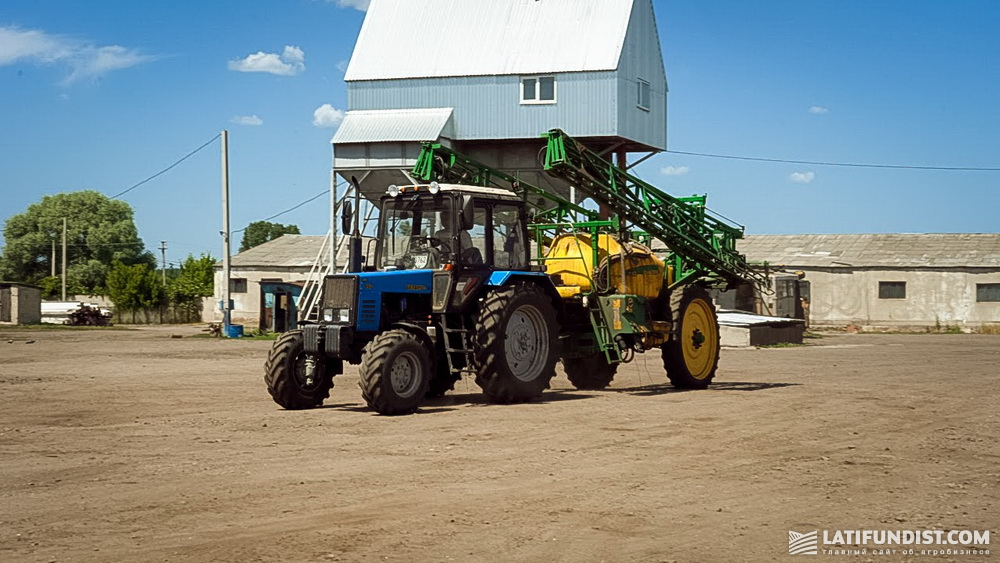 «Украгролизинг» — крупная госкомпания, специализирующаяся на предоставлении аграриям сельскохозяйственной техники на условиях финансового лизинга