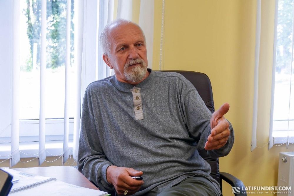 Владимир Иванюк, советник генерального директора компании