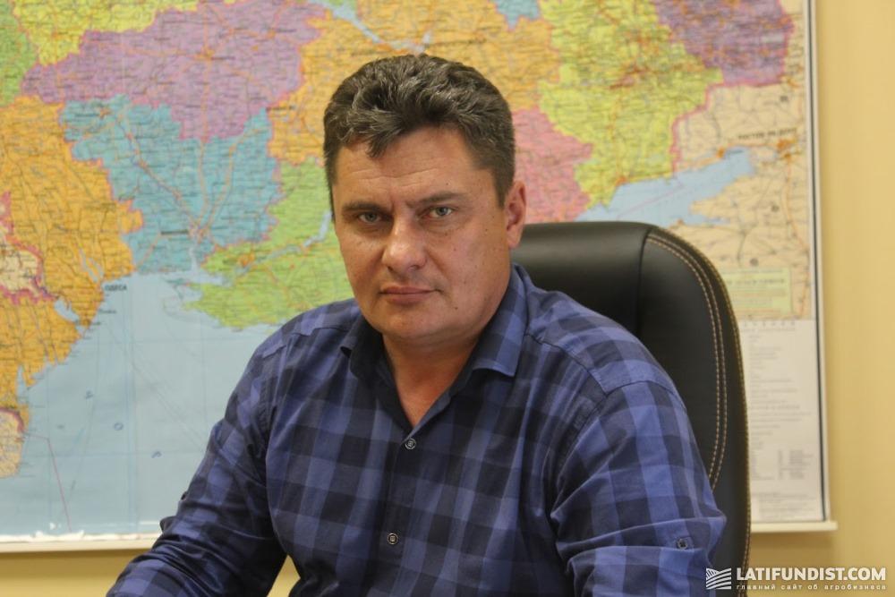Сергей Середа, шеф-агроном компании «Арника»