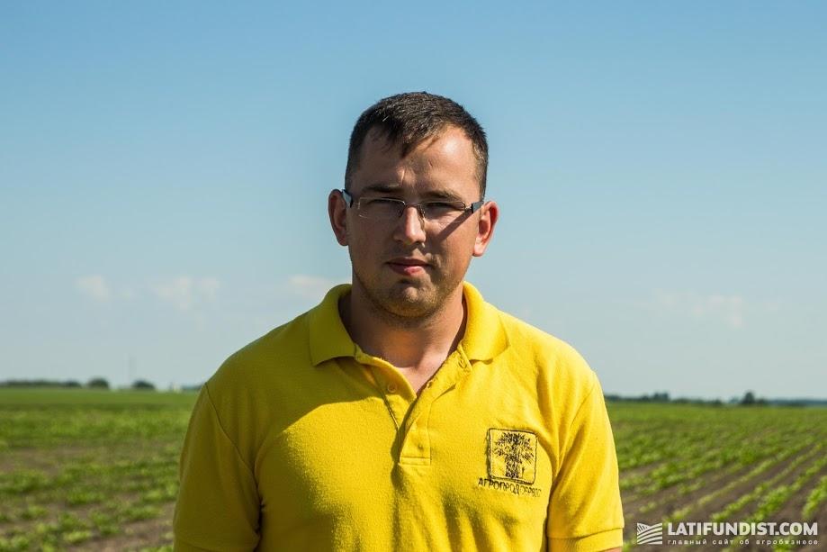 Игорь Лищинский, главный агроном по защите растений компании «Агропродсервис»