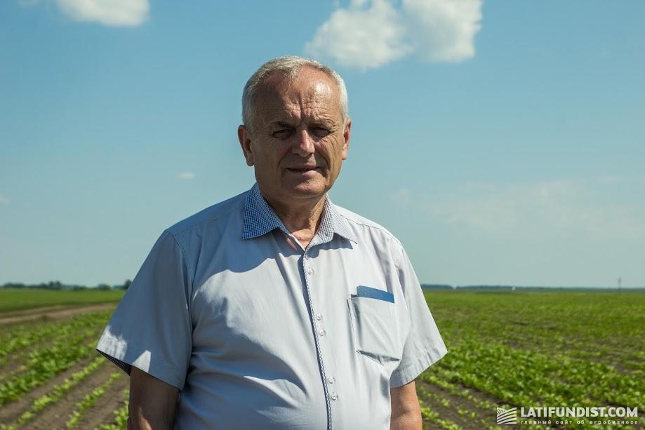 Михаил Макух, региональный представитель компании «КВС-УКРАИНА» в Тернопольской области