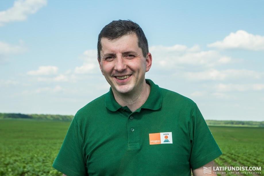 Игорь Кадуцкий, менеджер «КВС-УКРАИНА» по работе с ключевыми клиентами